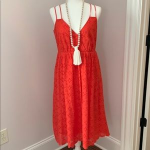 Jcrew Midi Sundress